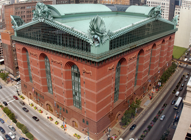 Harold Washington Library Center photo