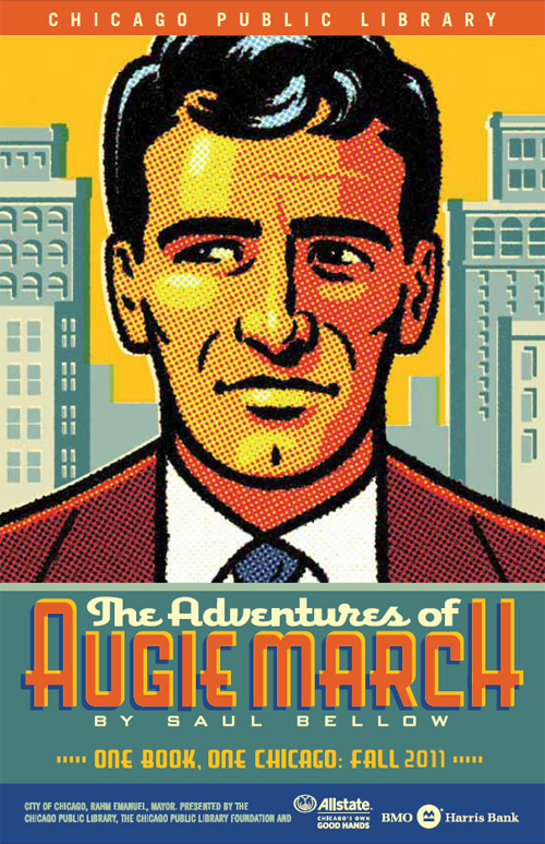 The Adventures of Augie March: One Book, One Chicago Fall 2011 ...