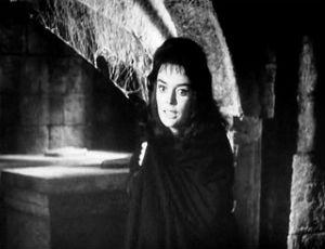 "Barbara Steele in ""Black Sunday"" (Mask of Satan) 1960"