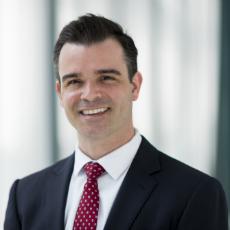 Library Commissioner Brian Bannon portrait