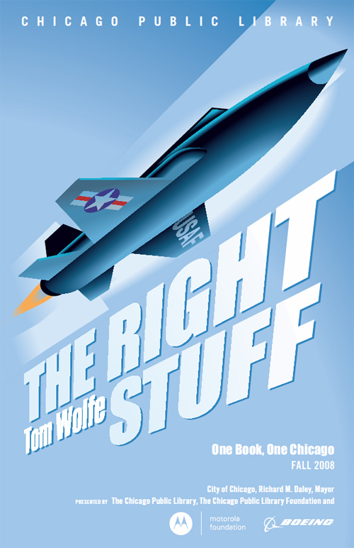 The right stuff book sparknotes things