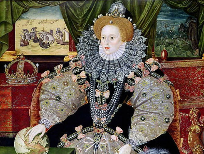 Elizabeth I Armada