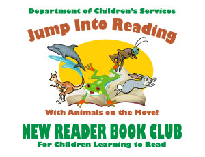 Jump into Reading New Reader Book Club