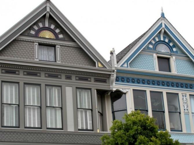 Queen Anne Houses SF