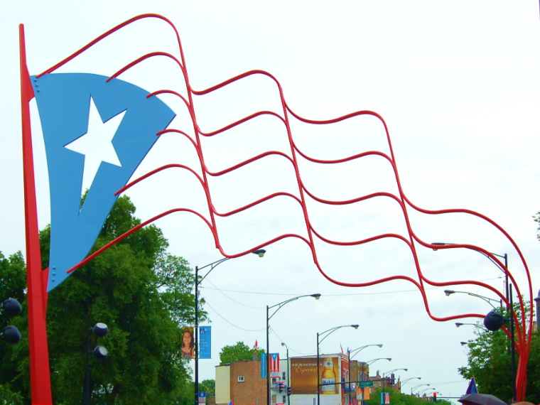 Soundtrack For The Puerto Rican Day Parade Chicago