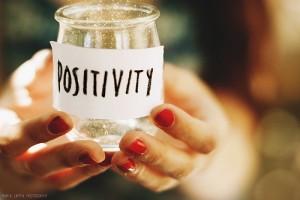 positvity in your hands