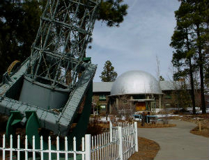 Lowell Observatory Grounds, Flagstaff AZ