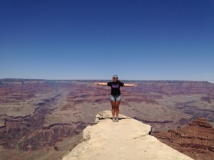 Grand Canyon South Rim Source: Tmikula,  June 25, 2014