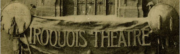 Iroquois theater logo