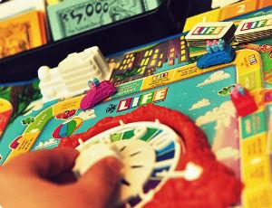 Scavenger Hunt, Board Game