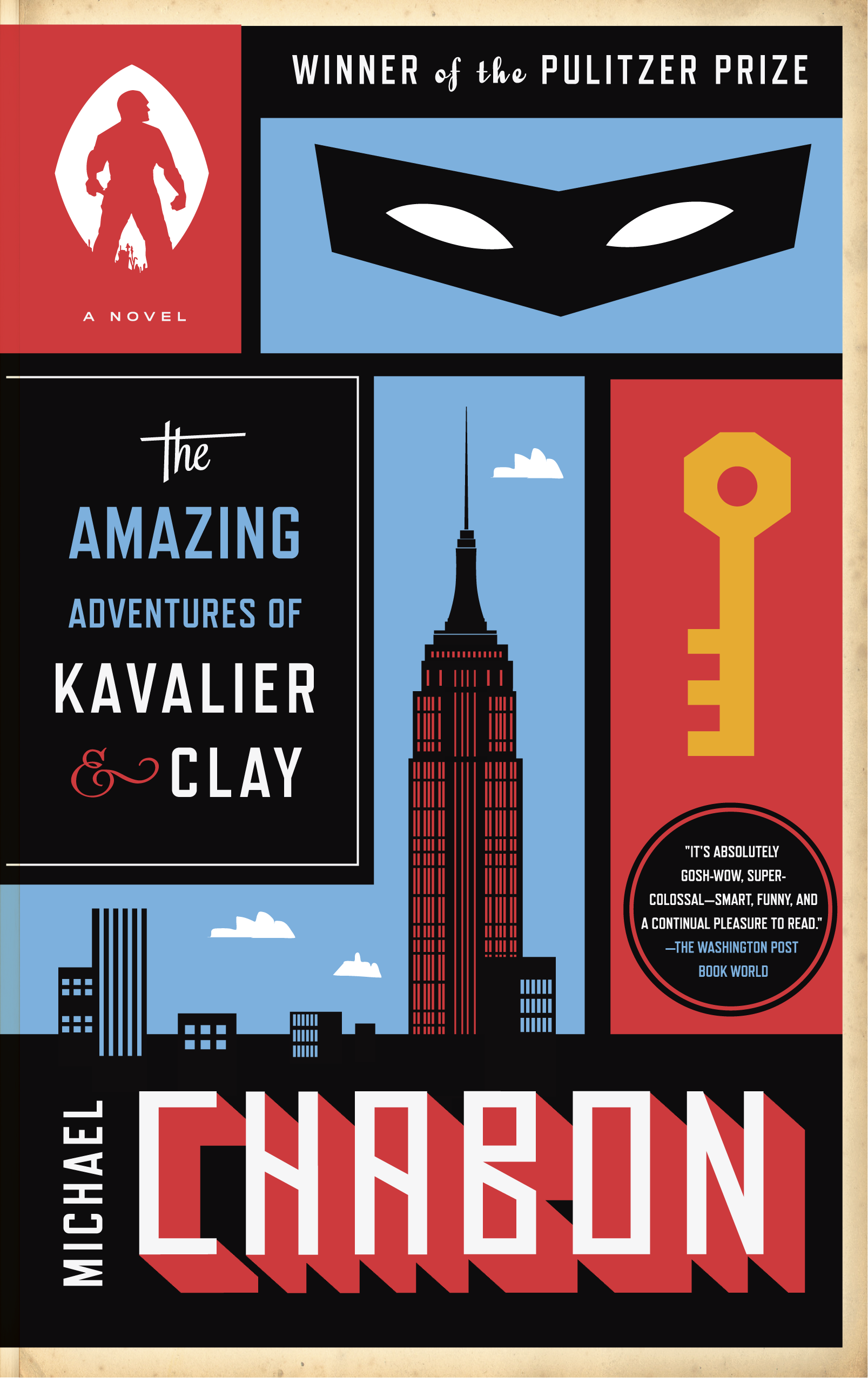 kavalier and clay Written by michael chabon, narrated by david colacci download the app and start listening to the amazing adventures of kavalier & clay today - free with a.