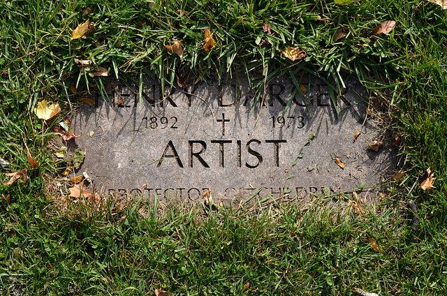 Outsider Artist Chicago S Henry Darger