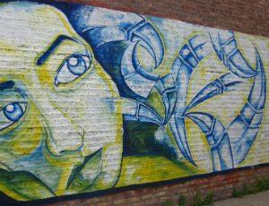 Mural in Pilsen Source: Alexis R.