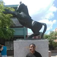 Chinatown Square Zodiac Statue Source: Kimvalyn M.