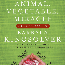 Animal Vegetable Miracle book cover
