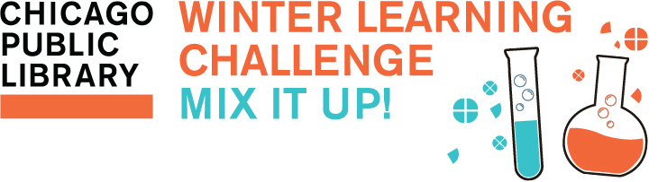 Mix it Up Winter Learning Challenge logo