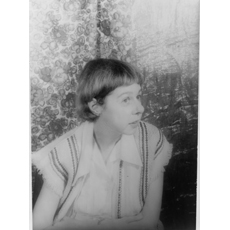 Carson McCullers portrait