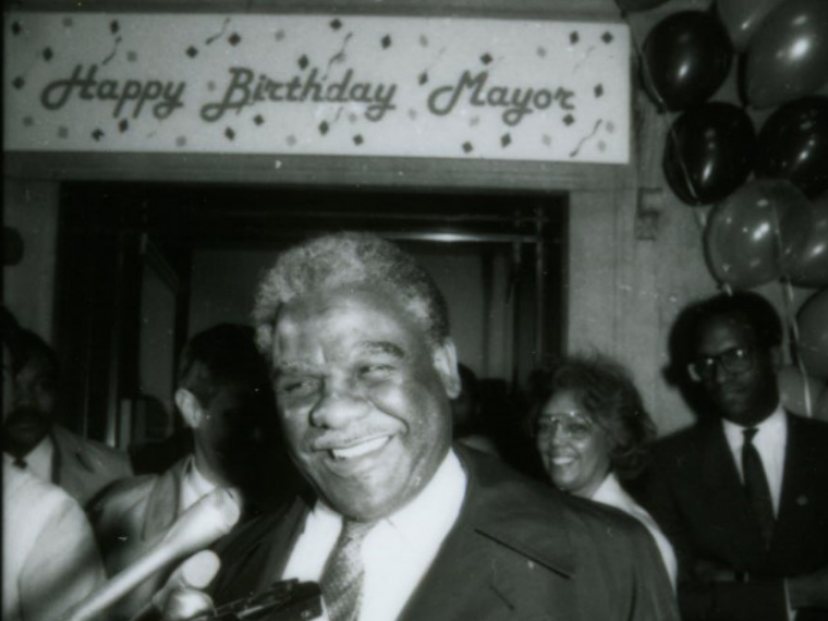 Harold Washington's Birthday