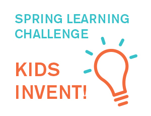 Spring Learning Challenge logo