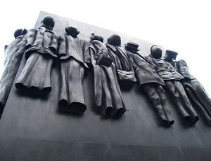 Memorial to WWII Women
